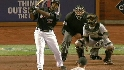 Delgado&#039;s three-run homer