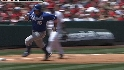 Callaspo's RBI triple