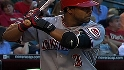 Taveras' five-hit day