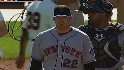 Putz's first save as a Met