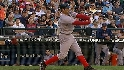 Varitek's two-run shot