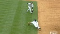 Teixeira&#039;s glove keeps it tied