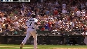 Cedeno's RBI triple