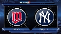 Recap: MIN 2, NYY 3 F/10