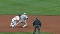 Kottaras nails the runner