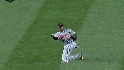 Jones&#039; diving catch