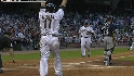 Pence&#039;s two-run triple