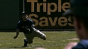 Kinsler&#039;s basket catch