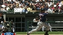 Cuddyer&#039;s three-run homer