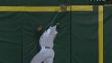 Holliday's great catch