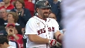 Youkilis&#039; two-run single