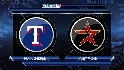 Recap: TEX 5, HOU 0