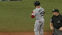 Pedroia's RBI double
