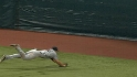 Ellsbury's amazing catch