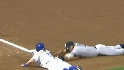 A-Rod dives for the out