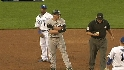 Fields&#039; two-run double
