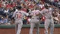 Nieves&#039; two-run double