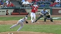 Hamilton's two-run single