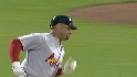 Pujols&#039; second dinger