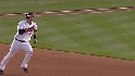 Wieters' first career hit