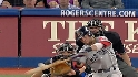 Pedroia&#039;s three-run homer