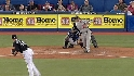 Lowell's RBI double