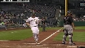 McLouth's RBI double