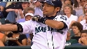 Ichiro extends his hit streak
