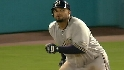Fielder goes yard