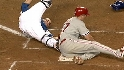 Utley&#039;s two-run double