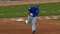 Zambrano smacks one out