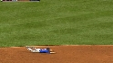 Theriot&#039;s diving stop