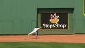 Ellsbury grabs it on the run