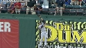 Rios&#039; good catch