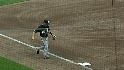 Hart&#039;s infield single