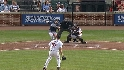 Markakis gets Francoeur