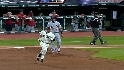DeRosa&#039;s two-run shot