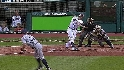 Martinez&#039;s two-run homer