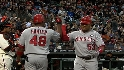 Angels&#039; seven-run inning