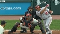 Rivera&#039;s RBI double