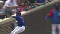 Soriano's sweet catch