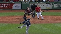 Bay&#039;s two-run shot