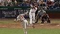 Howard&#039;s three-run shot