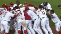 Harris&#039; walk-off homer