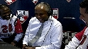 Frank Robinson visits the booth