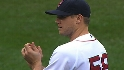 Papelbon gets out of trouble