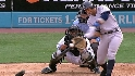 A-Rod's two-run single