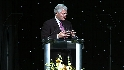 Clinton at Beacon Awards: Part 2