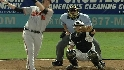 Wieters wallops it out