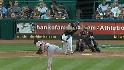 Giambi&#039;s solo homer